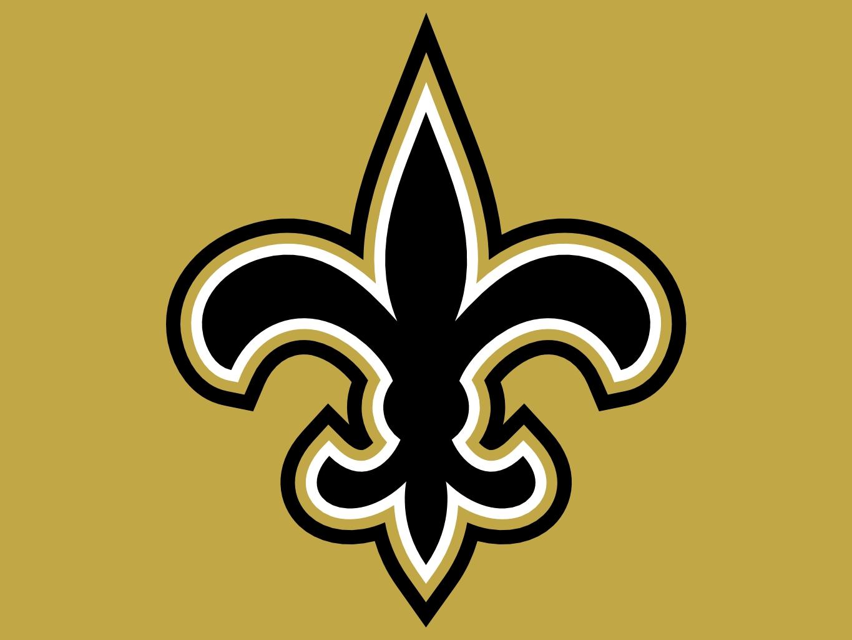 Nfl Saints Clipart #1