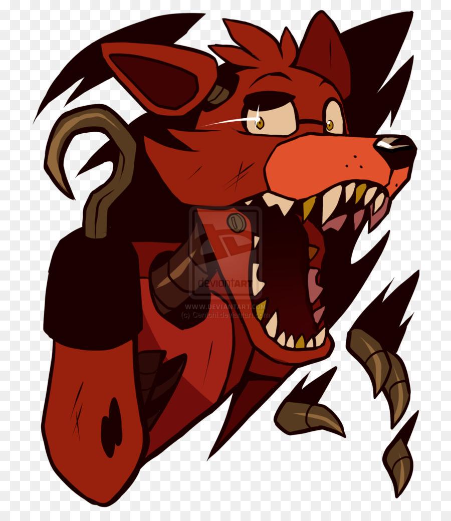 Five Nights at Freddyu0027s 2 Roblox T-shirt Clip art - Nightmare Foxy