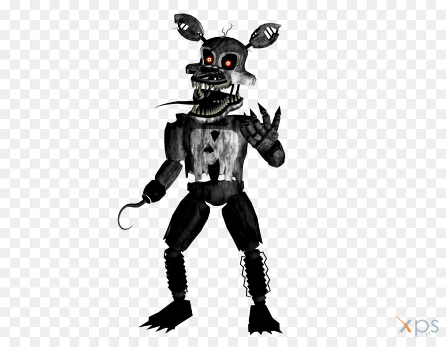Five Nights at Freddyu0027s 4 Five Nights at Freddyu0027s: Sister Location Clip art  - Nightmare Foxy