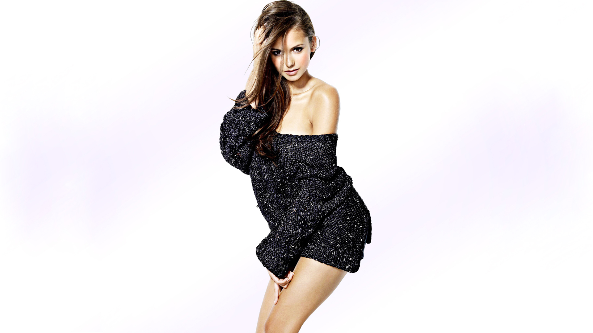 Photo: HQFX Nina Dobrev Wallpapers, by Suellen Kloster