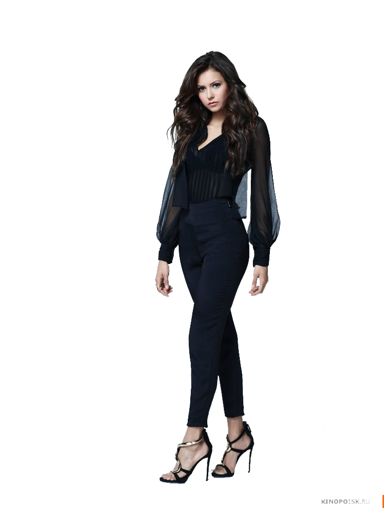 The Vampire Diaries png | Nina Dobrev by msoranzhevaya hdclipartall.com