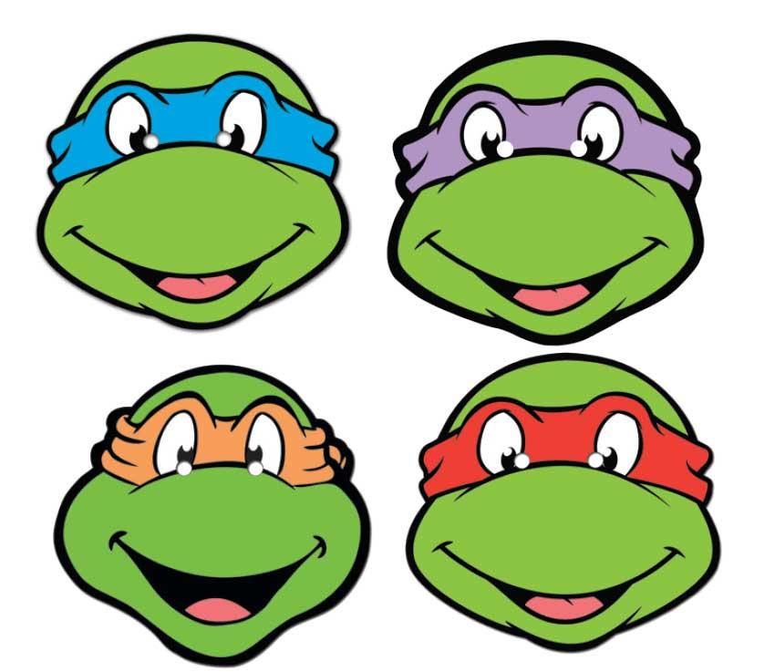 Ninja Turtles Clipart