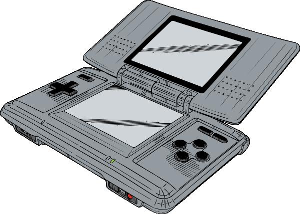 free vector Nintendo Ds clip art ClipartLook.com