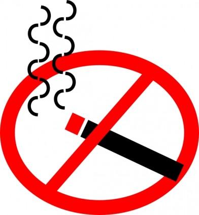 No Smoking clip art Vector clip art - Free vector for free download