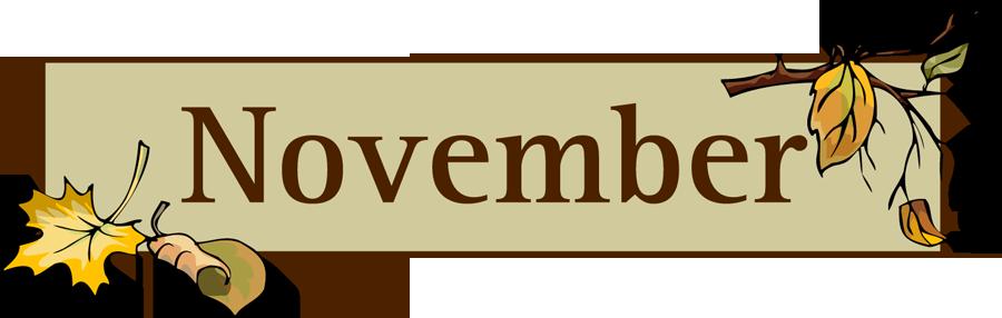 November Birthday Clipart November Birthdays And Other