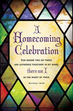 Nrcc Homecoming, Church .
