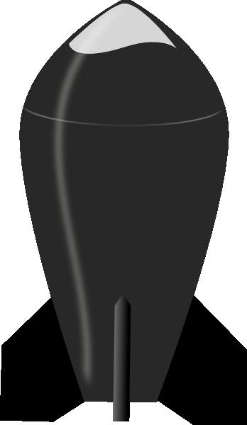 Nuclear Bomb Clip Art At Clker Com Vector Clip Art Online Royalty