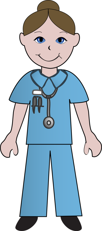 nurse clipart .