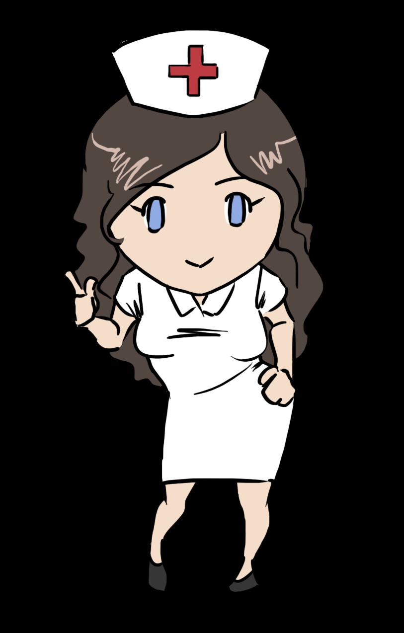 ... Nurse Cartoon Clip Art - clipartall ...