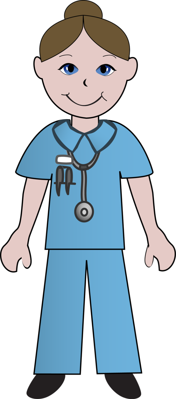 Free clip art school nurse clipart image 1