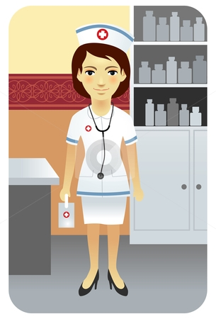 Nurse clipart indian nurse #2