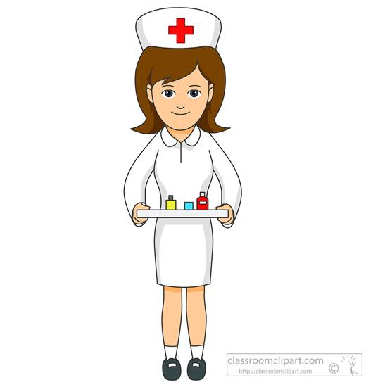 nurse clipart