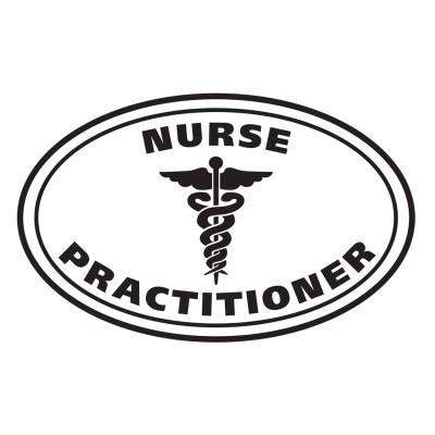 nurse practitioner symbol .