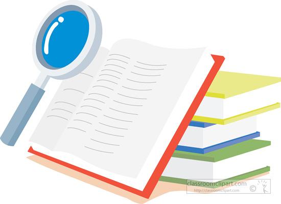 Nursing Research Clipart