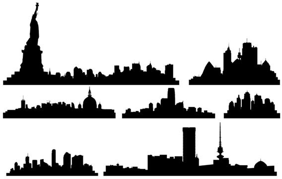 Nyc Skyline Clip Art - ClipArt Best ...
