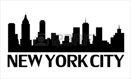 ... nyc skyline clip art gallery ...
