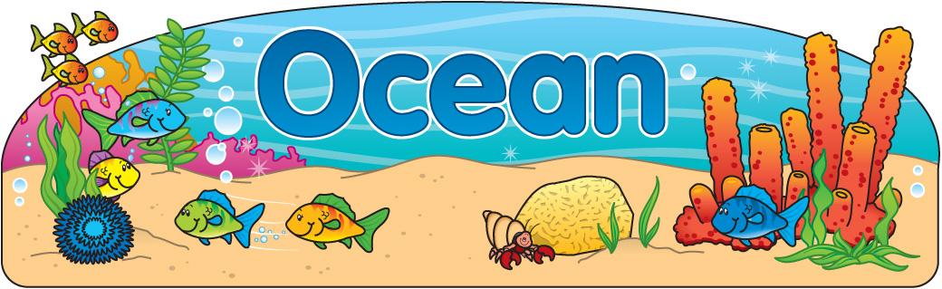 Ocean clipart clipart image