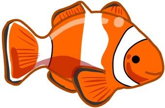 Ocean fish free clipart