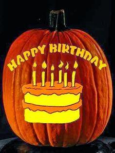 October Birthday Clip Art | Halloween Birthday Images Halloween is almost here!