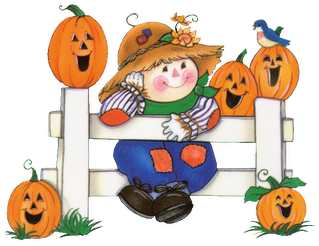 October Clipart - October Clipart