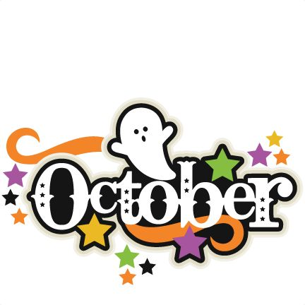 Web clipart october #14