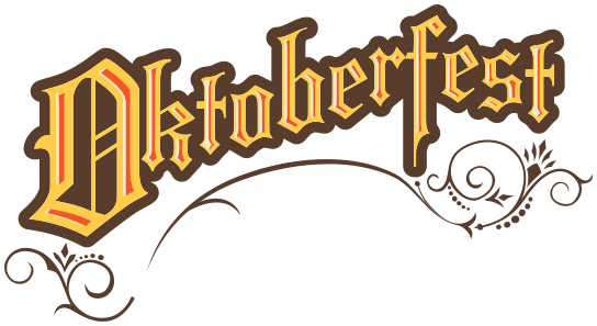 Octoberfest Word Color 2