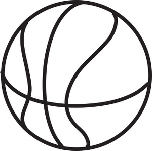 Of A Basketball In Black And White 0071 0901 2000 4633 Smu Jpg
