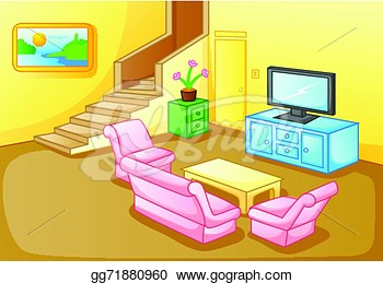 of a house living room .