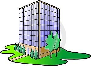 Office Building Clipart - Clipart Kid