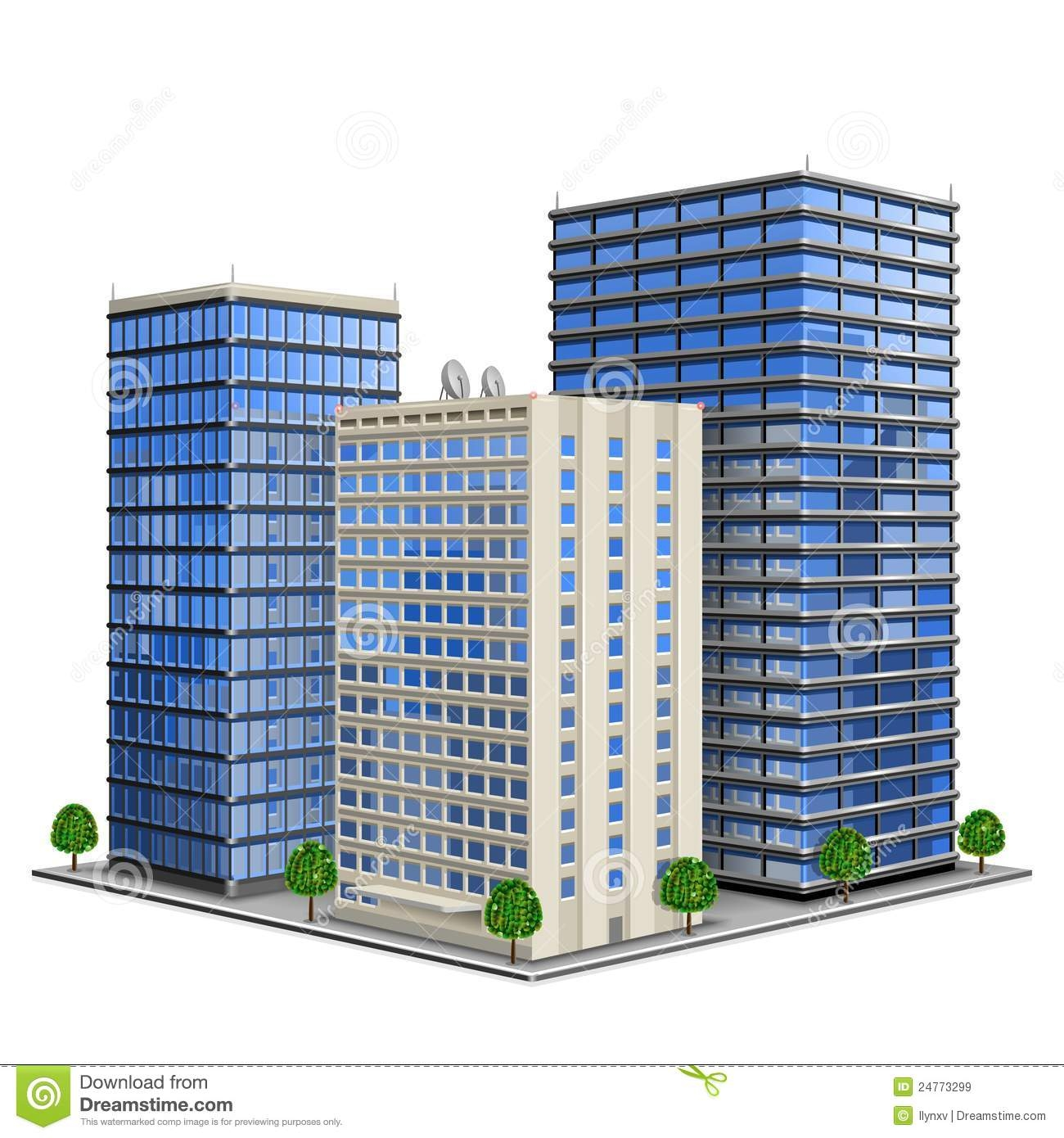 Office Building Clipart - clipartsgram clipartall.com