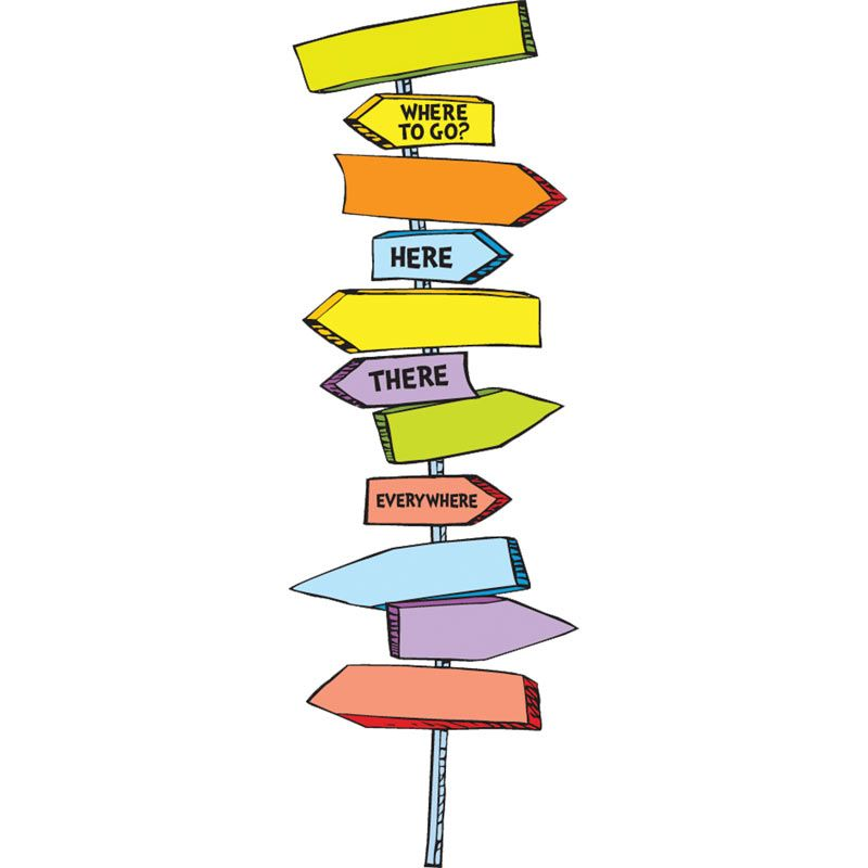 Oh The Places Youll Go Balloon Clipart Free Clipart u0026middot; Dr Seuss Street Sign Clipart Free Clip Art Images