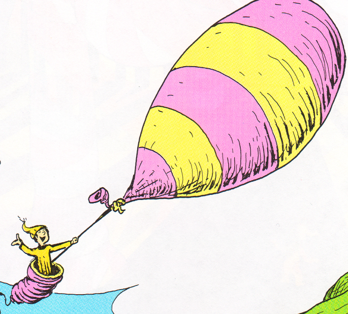 Oh The Places Youll Go Balloon Clipart Free Clipart