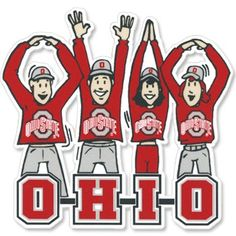 Ohio State Buckeyes Clip Art ..