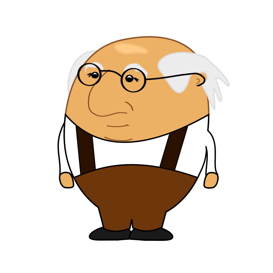 Old Man 2 Clipart Clipart Panda Free Clipart Images