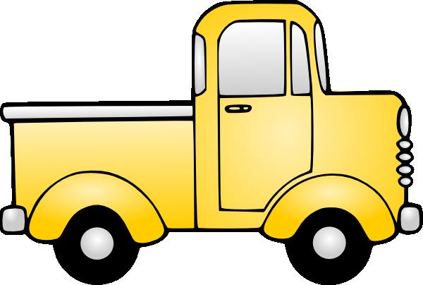 Old Truck Clip Art At Clker Com Vector Clip Art Online Royalty Free