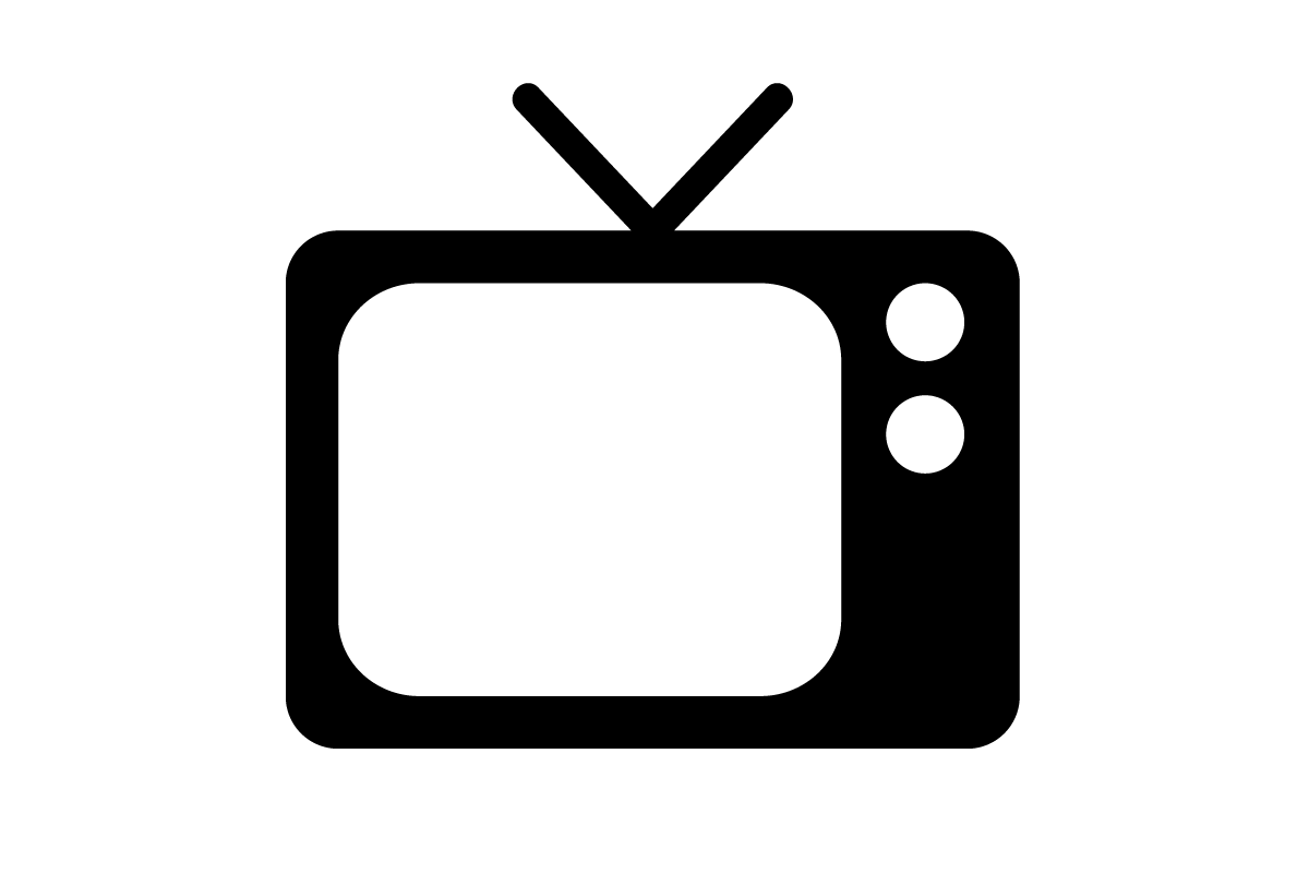 Old Tv Clipart .