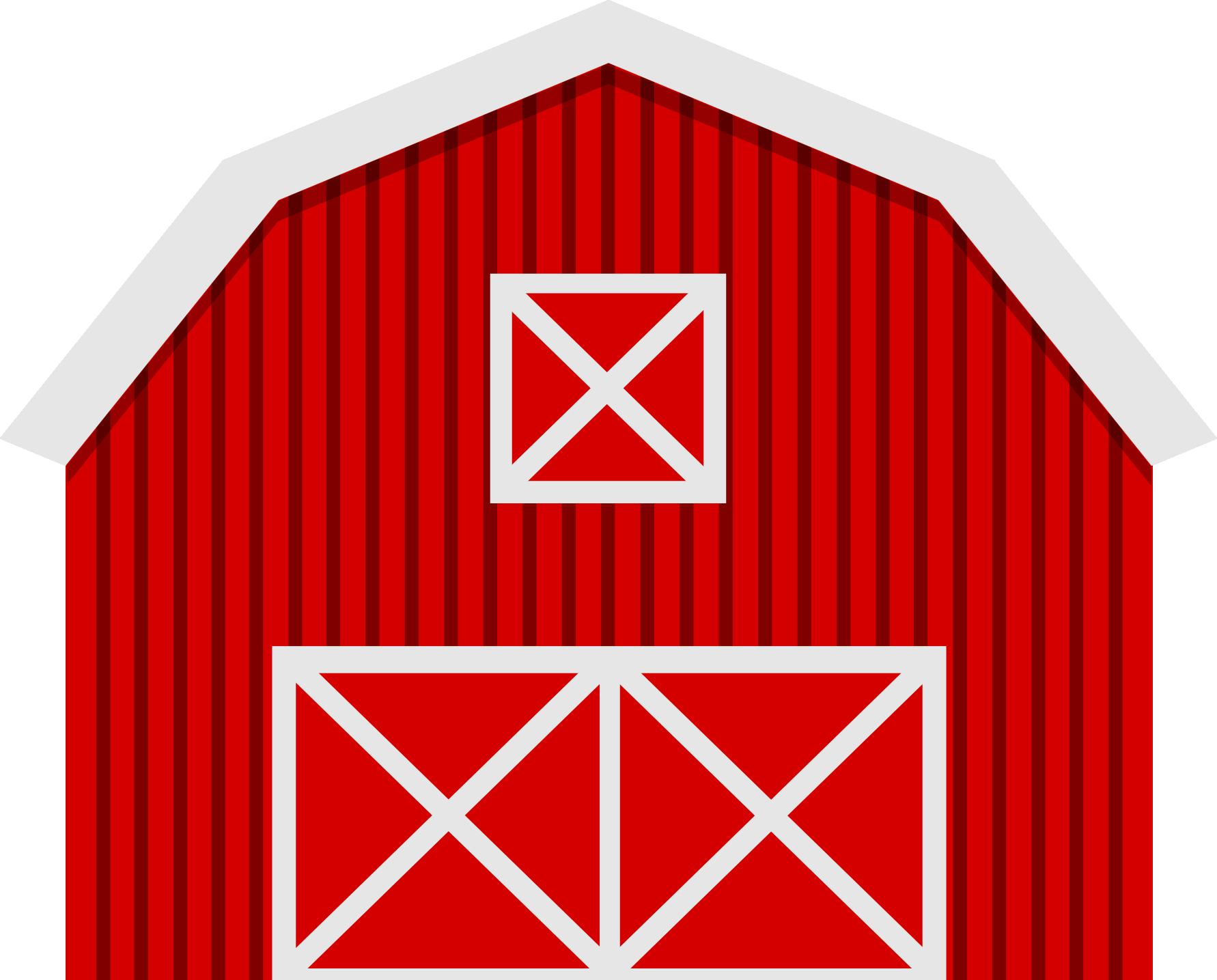 On The Farm Clip-Art