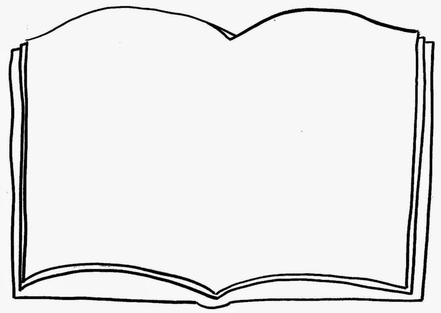 ... Open Book Clip Art - clipartall ...