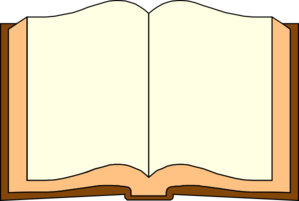 Open book clipart 2 clipart kids pedia 2