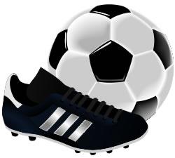 Open Clipart: Soccer