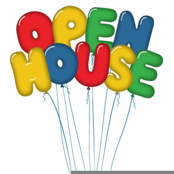 Free School Open House Clipart | Free Images at Clker hdclipartall.com - vector clip art  online, royalty free u0026 public domain