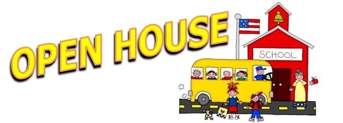 Kindergarten Open House Clipart #1