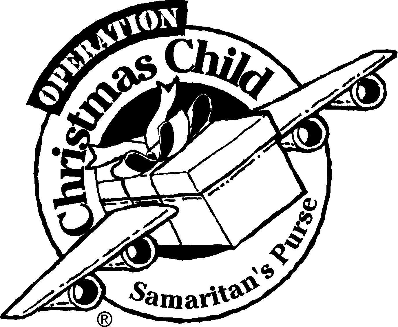 Operation Christmas Child Clip .