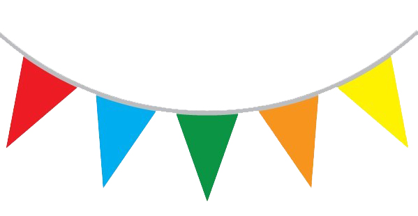 Outdoors Flags Bunting