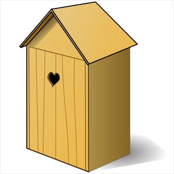outhouse ...