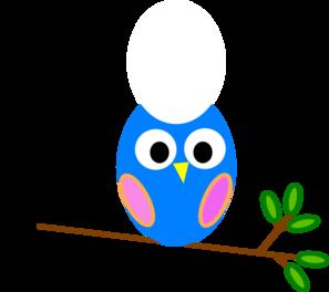 Owl Simple Clip Art