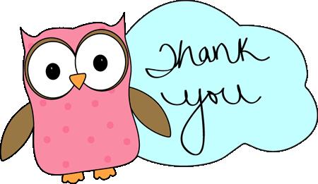 Owl Thank You