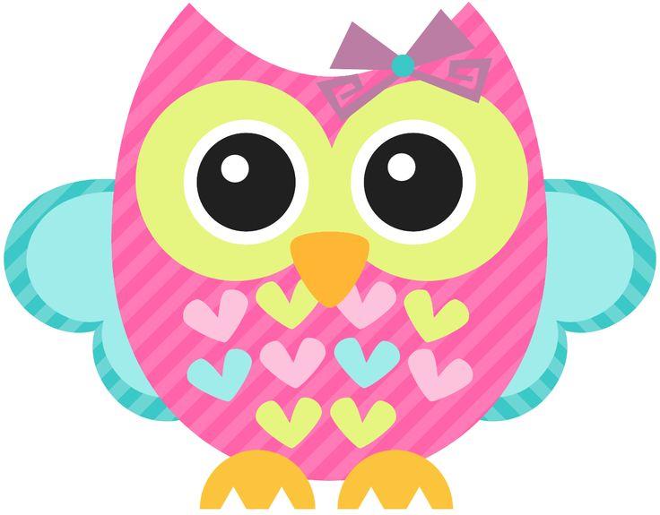 Owls Clipart - clipartall