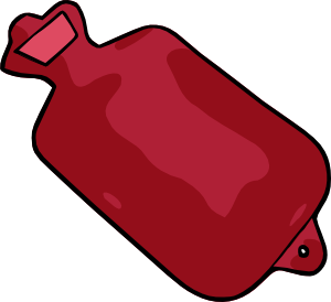 Hot Water Bottle Clip Art