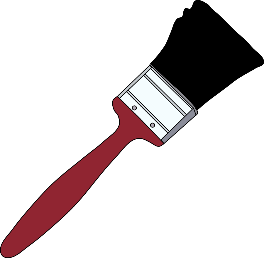 Paintbrush Clip Art